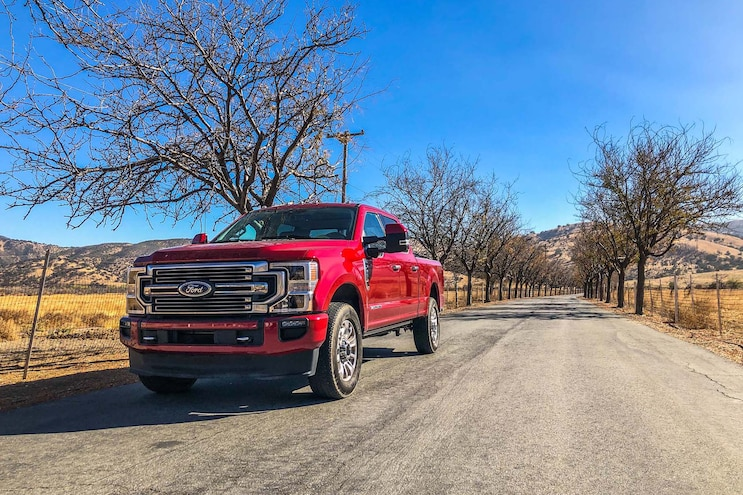 003 Long Term 2020 Ford F250 Super Duty Limited Report 2