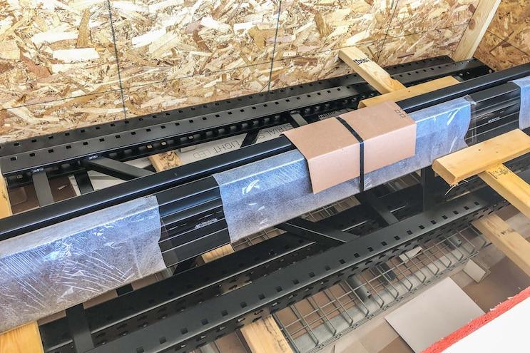004 Levrack Garage And Shop Storage System