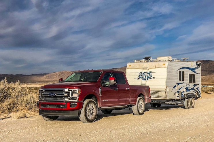 007 Long Term 2020 Ford F250 Super Duty Limited Report 2