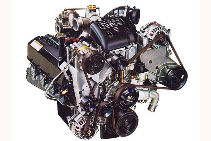 008 7 3L Power Stroke Tech Articles