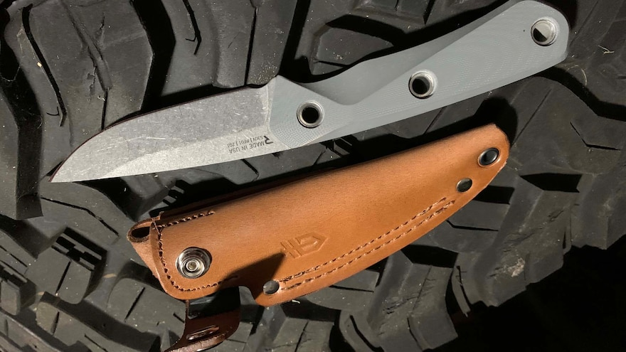 High-Quality American-Made Fixed Blade and Folding Pocket Knives From Gerber Reserve