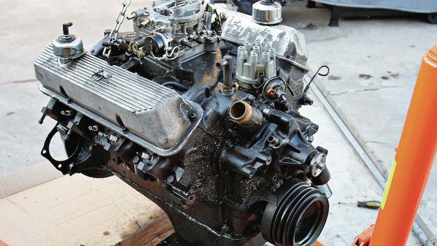 Rebuild vs. New: Ford 360 FE Truck Engine