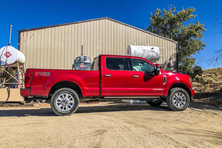 011 Long Term 2020 Ford F250 Super Duty Limited Report 2
