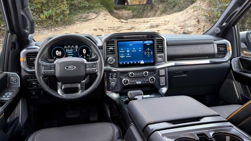 2021 Ford F 150 Tremor 14