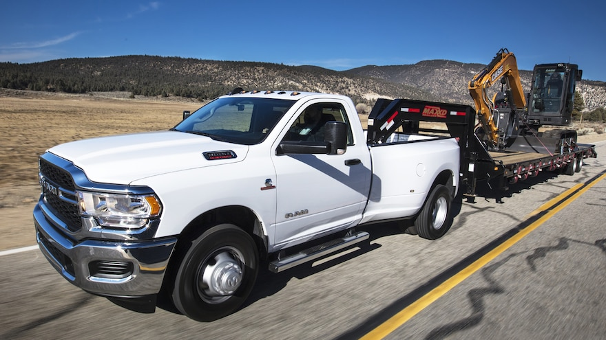 2021 Ram 3500 Cummins Diesel Out-Tows and Out-Torques Ford F-450