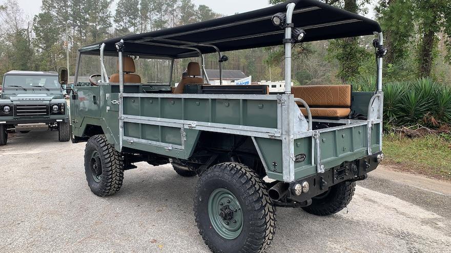 Osprey Custom 1975 Land Rover Forward Control 16