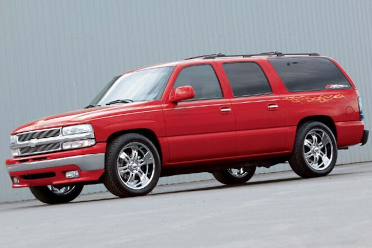 Top 10 Custom Chevy Suburbans on TruckTrend.com