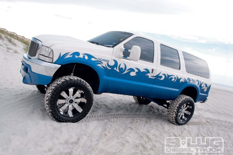 Top 10 Ford Excursion Stories on TruckTrend.com