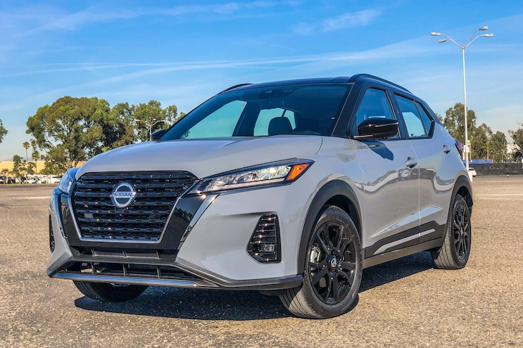 2021 Nissan Kicks First Drive