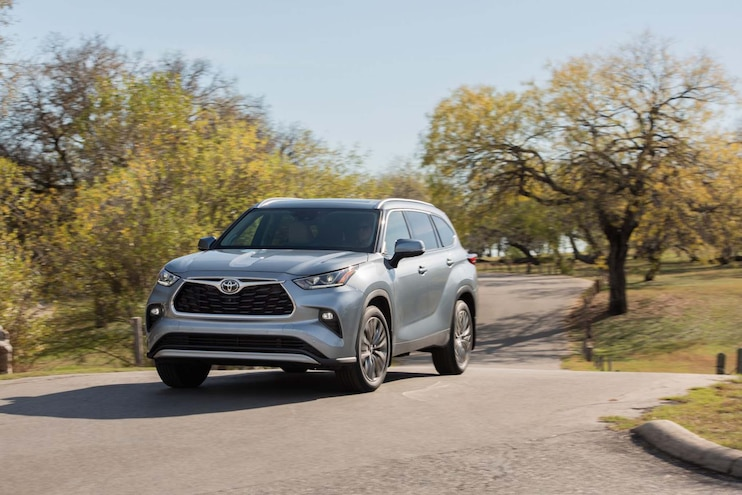 """Toyota Trademarks """"Grand Highlander"""", Could Sequoia Be Heading Out to Pasture?"""