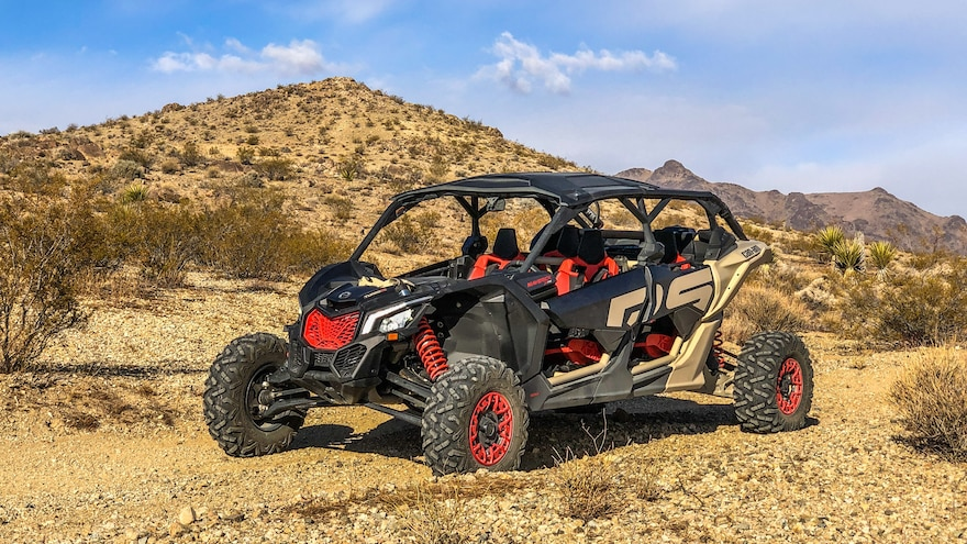 First Ride: 2021 Can-Am Maverick X3 Max X RS Turbo RR With Smart-Shox