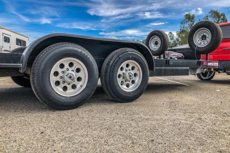 Kenda Karrier Loadstar Radial Trailer Tire Review