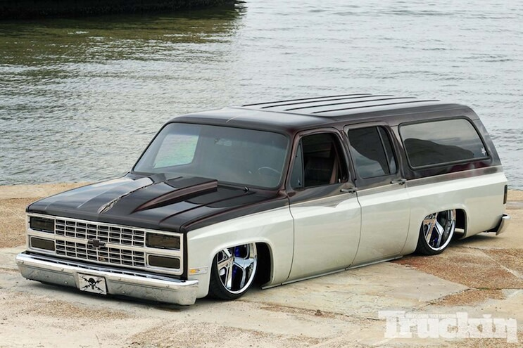 002 10 Custom Chevy Suburbans On Truck Trend