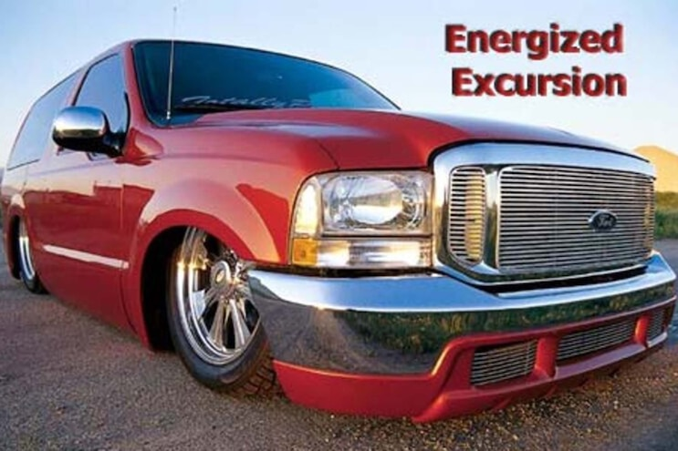 002 10 Ford Excursion Stories