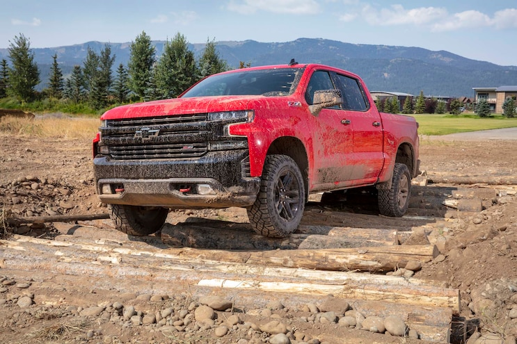 003 2020 Chevrolet Silverado Most Popular Truck In 2020