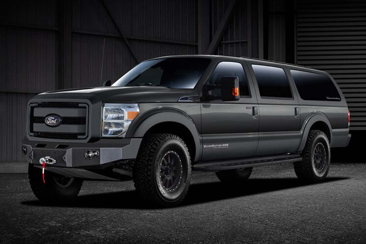 004 10 Ford Excursion Stories