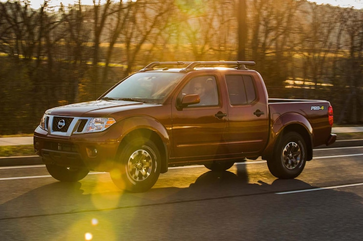 006 2020 Nissan Frontier Most Popular Truck In 2020