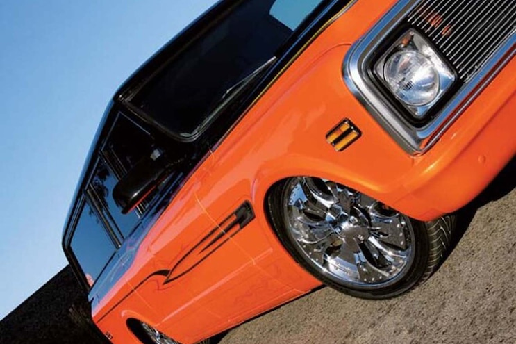 007 10 Custom Chevy Suburbans On Truck Trend