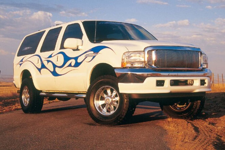 007 10 Ford Excursion Stories