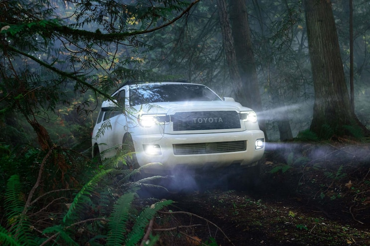 007 2020 Sequoia Trd Pro