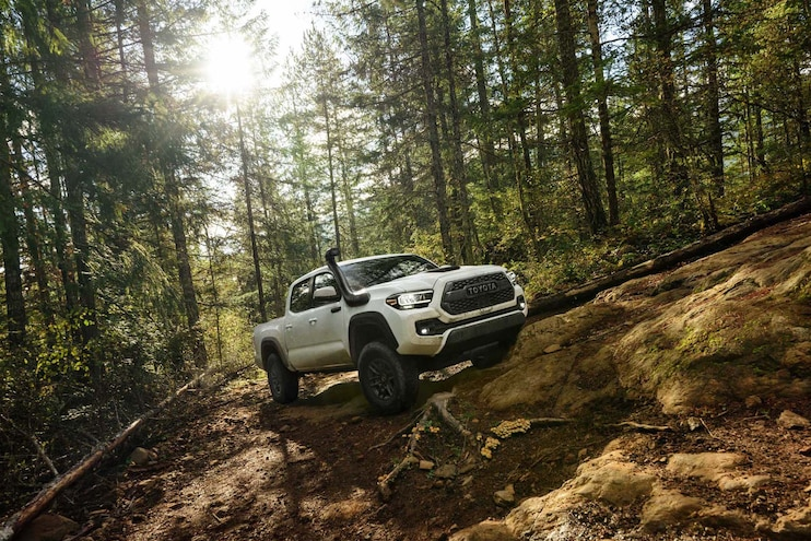 007 2020 Toyota Tacoma Most Popular Truck In 2020