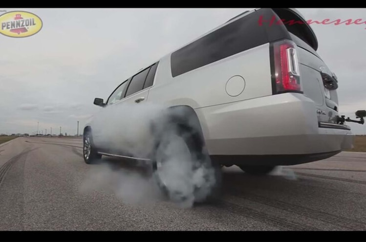 008 10 Custom Chevy Suburbans On Truck Trend