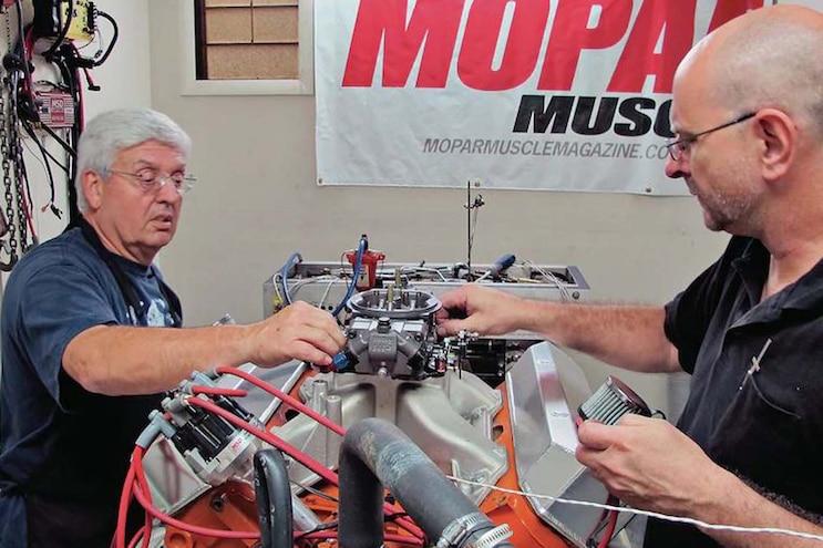 Motorhome Dodge 440 Basic Rebuild Gets Great Horsepower and Torque