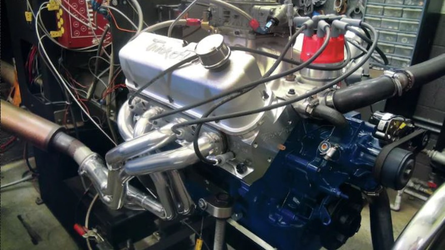 How to Build a 505-hp Ford 351W Engine