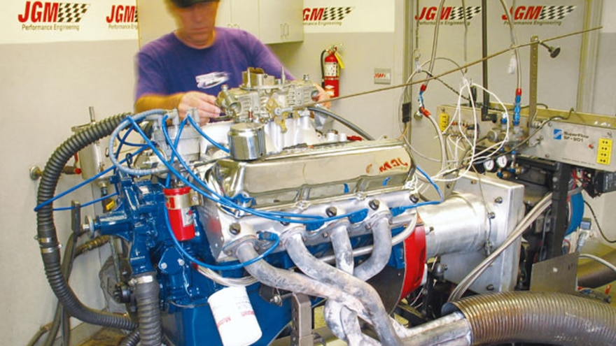 Big-Block Ford Engine Build: Easy 500 HP From the Ford 460