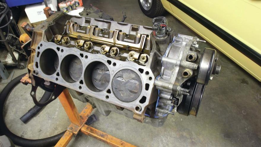 Get 500 Horsepower from a Junkyard Ford Explorer 302