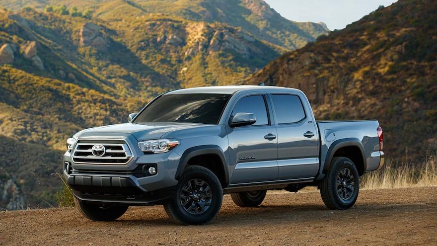010 2021 Toyota Tacoma Trail Edition