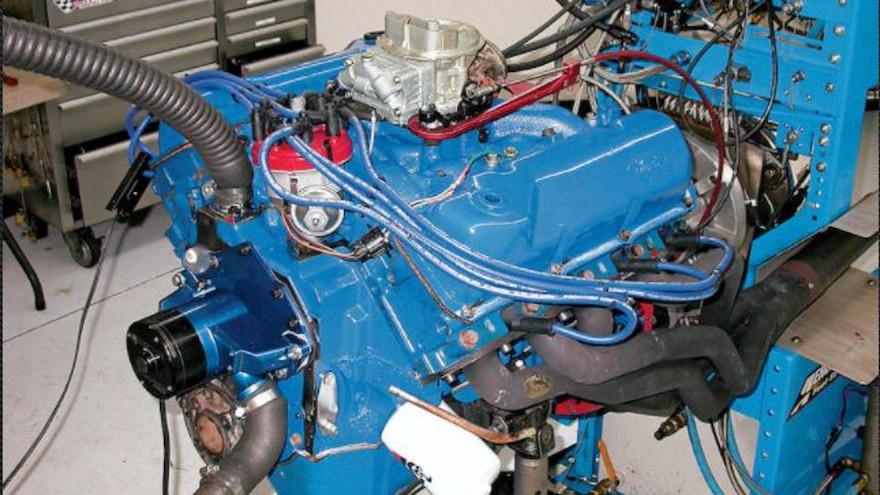 Ford 400M Engine Rebuild