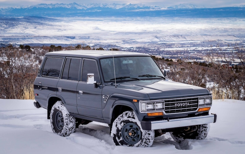 Resurrecting Toyota Land Cruisers and Remembering the Mega Cruiser: The Truck Show Podcast, Episode 154