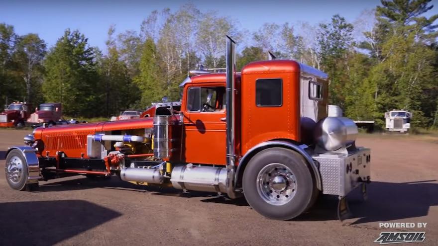 Walt Moss Custom Diesel Vehicles Amsoil 11