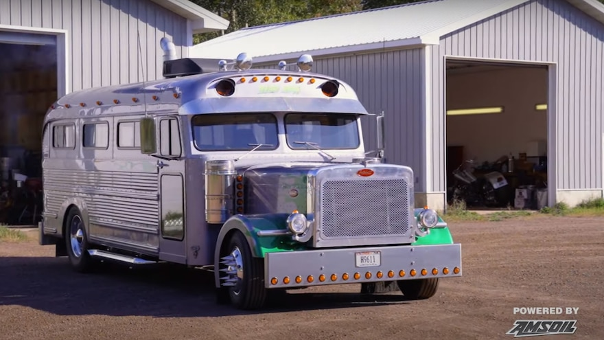 Walt Moss Custom Diesel Vehicles Amsoil 12