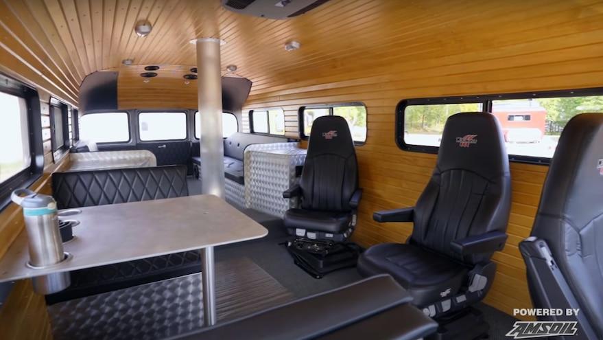 Walt Moss Custom Diesel Vehicles Amsoil 13