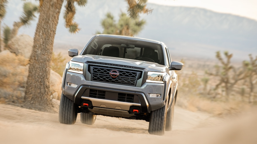 2022 Nissan Frontier First Look