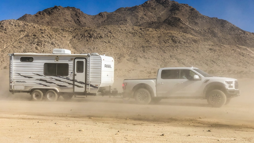 Ford Raptor Towing Capacity by Generation