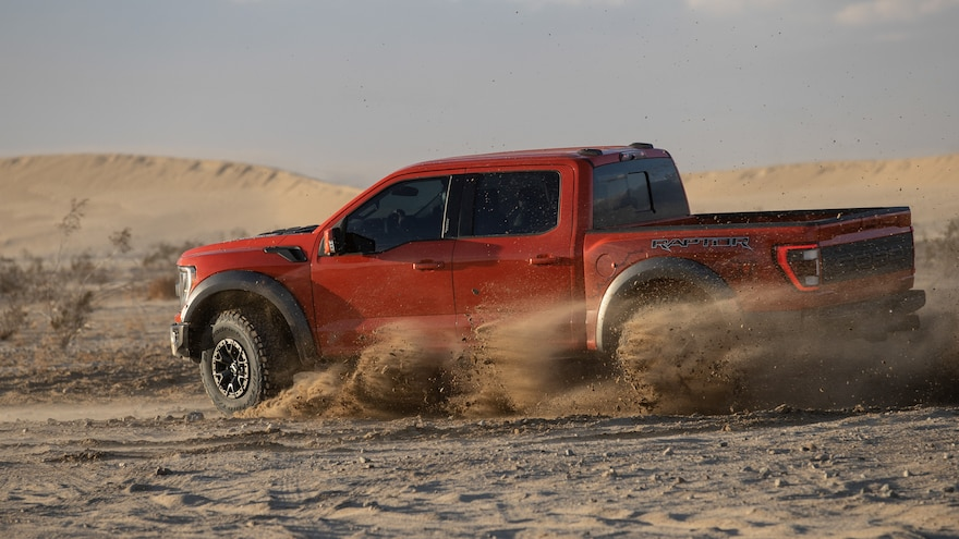 What Is the 2021 Ford F-150 Raptor 37?