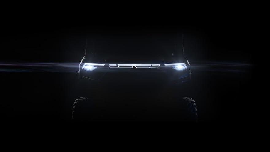 Polaris Announces an All-New All-Electric Ranger UTV for 2022