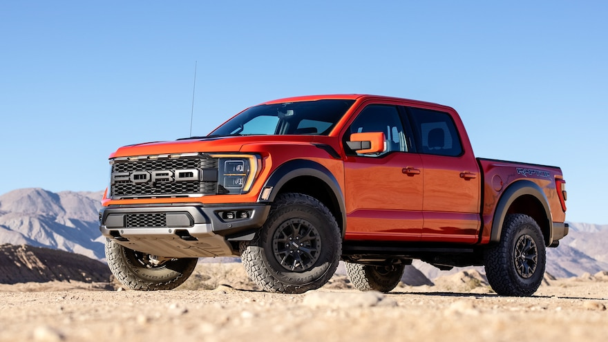 2021 Ford F-150 Raptor: First Look