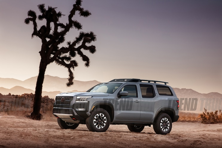 This Is the New Nissan Xterra That Nissan Isn't Building—But Should