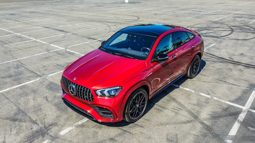 Driven: 2021 Mercedes-Benz AMG GLE 63 S Coupe