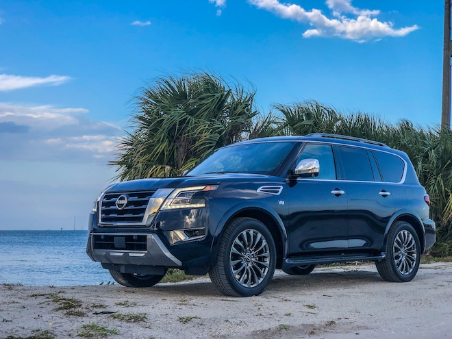 Driven: 2021 Nissan Armada Platinum