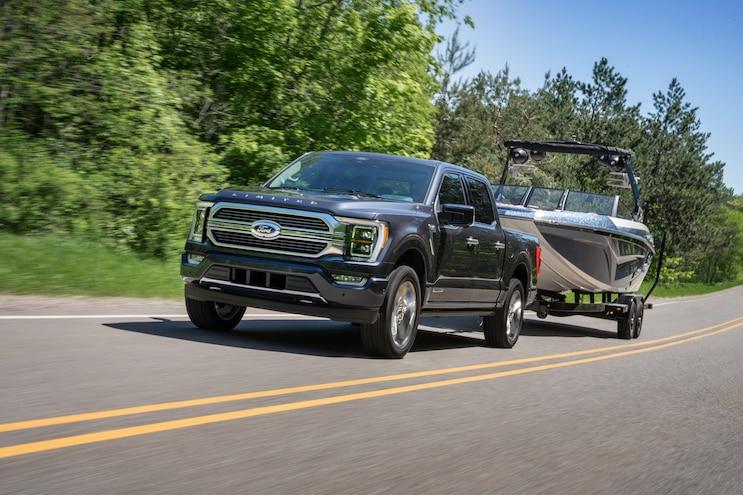 002 Best Half Ton Trucks Towing Ford F150