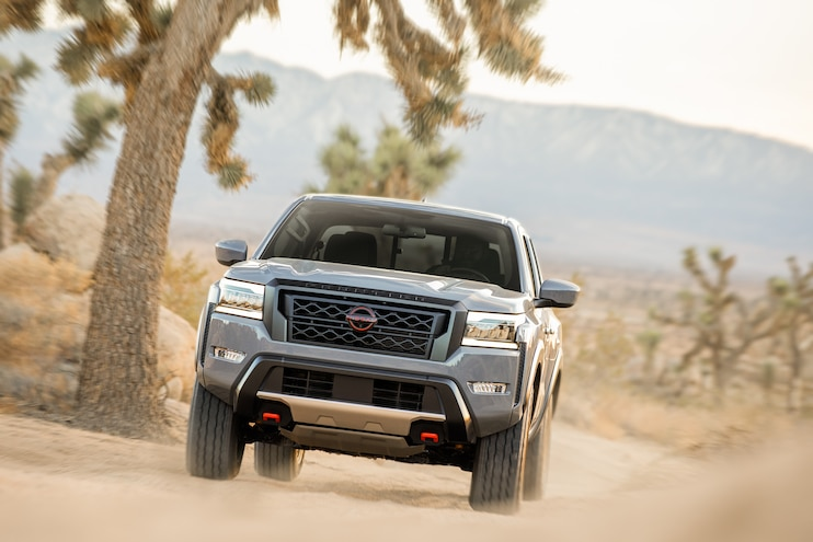 002 Most Powerful Trucks For 2021 Nissan Frontier
