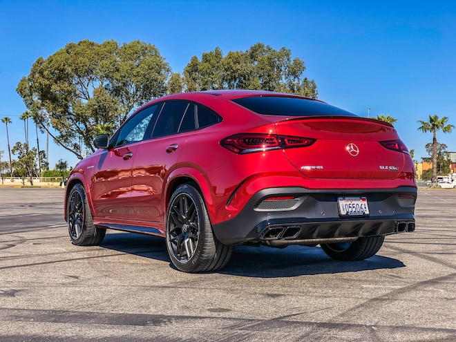 005 2021 Mercedes Benz Amg Gle 63 S Coupe