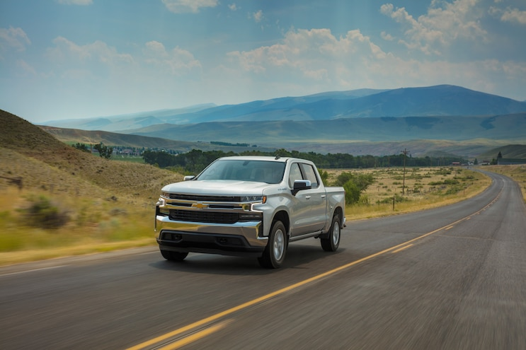 006 Best Half Ton Trucks Fuel Economy Chevrolet Silverado 1500 Duramax