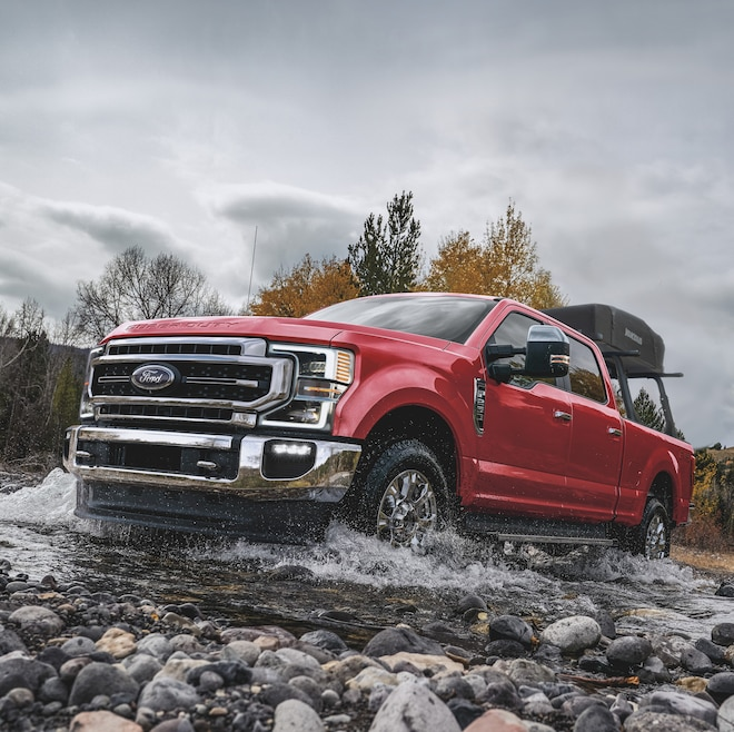 006 Most Powerful Trucks For 2021 Jeep Gladiator Ford F250 Super Duty