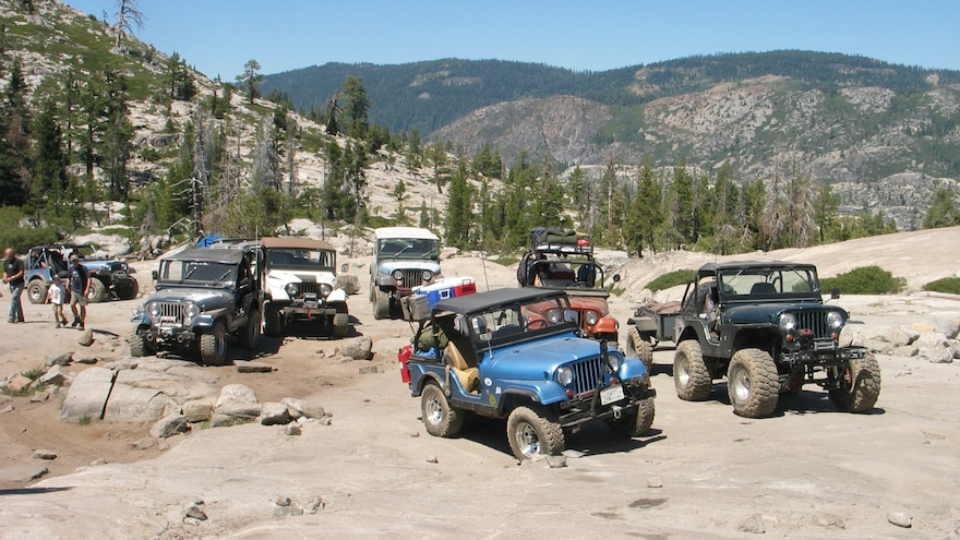 5 Classic Jeeps You Should Own Before You Die!